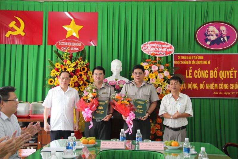 TP. Hồ Chí Minh chú trọng xây dựng đội ngũ cán bộ THADS trong sạch, vững mạnh