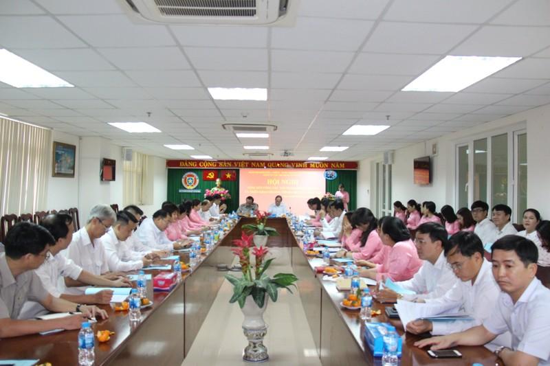 Cục THADS TP Hồ Chí Minh:  Tích cực chuẩn bị Đại hội Chi bộ trực thuộc