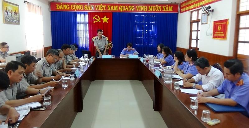 Ninh Thuận tổ chức thi hành các vụ việc có điều kiện ngay sau thời gian cách ly xã hội