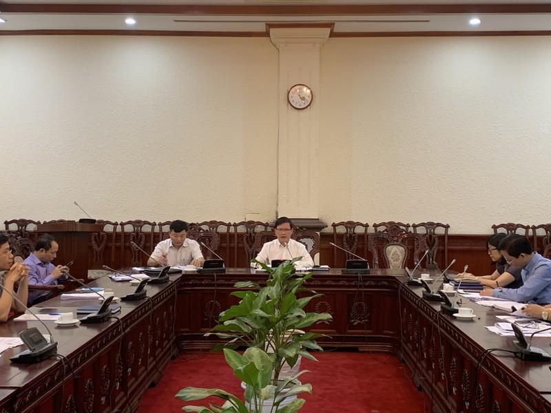 Bộ Tư pháp thẩm định dự thảo Nghị quyết về phân bổ dự toán ngân sách năm 2021