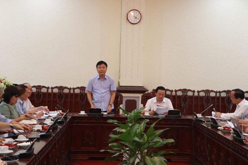 Tiếp tục hoàn thiện quy định của dự thảo Luật Bảo vệ môi trường sửa đổi