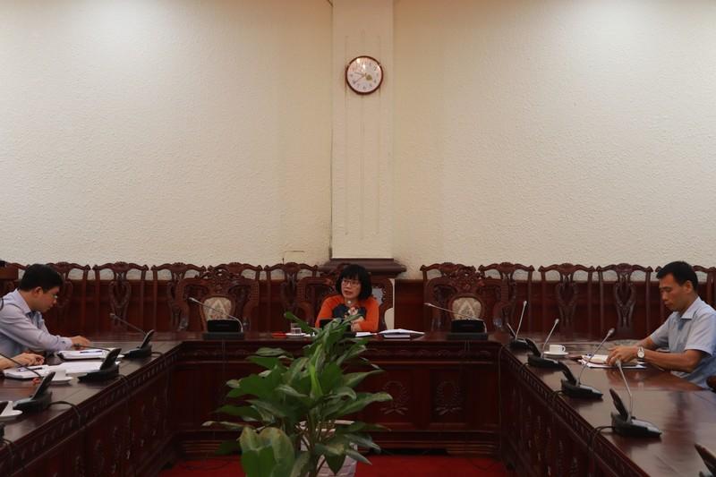 Tăng cường các lớp đào tạo, bồi dưỡng cho công chức, viên chức Bộ Tư pháp