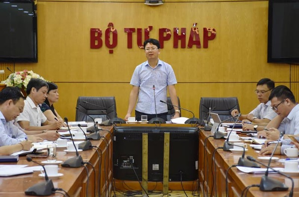 Thứ trưởng Nguyễn Thanh Tịnh làm việc với Thường trực các Tiểu ban tổ chức Đại hội Thi đua yêu nước.