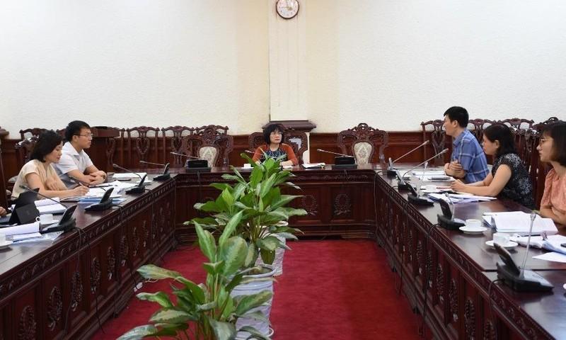 Tăng cường ứng dụng CNTT trong triển khai Dự án hỗ trợ Học viện Tư pháp Lào