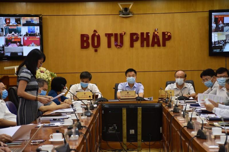 Bộ Tư pháp công bố Quyết định thành lập các trường Cao đẳng luật