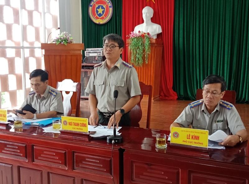 Thừa Thiên - Huế: Nâng cao hiệu quả công tác Thi hành án dân sự