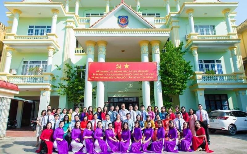 Sở Tư pháp Hoà Bình gặp mặt nhân kỷ niệm 75 năm ngày truyền thống Ngành Tư pháp Việt Nam