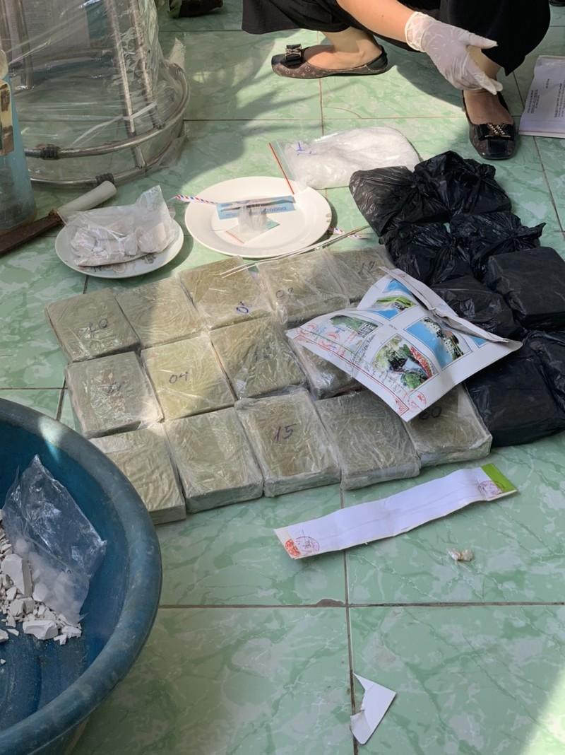 Nam Định: Tiêu hủy ma túy, tang vật, tài sản trong các vụ án hình sự