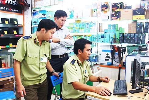 Tăng cường chống buôn lậu, gian lận thương mại và hàng giả trong hoạt động thương mại điện tử