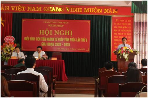 Đồng chí Hà Thái Nguyên - Phó Bí thư Đảng uỷ, Phó Giám đốc Sở, Phó Chủ tịch Hội đồng thi đua, khen thưởng Sở phát động phong trào thi đua giai đoạn 2020-2025