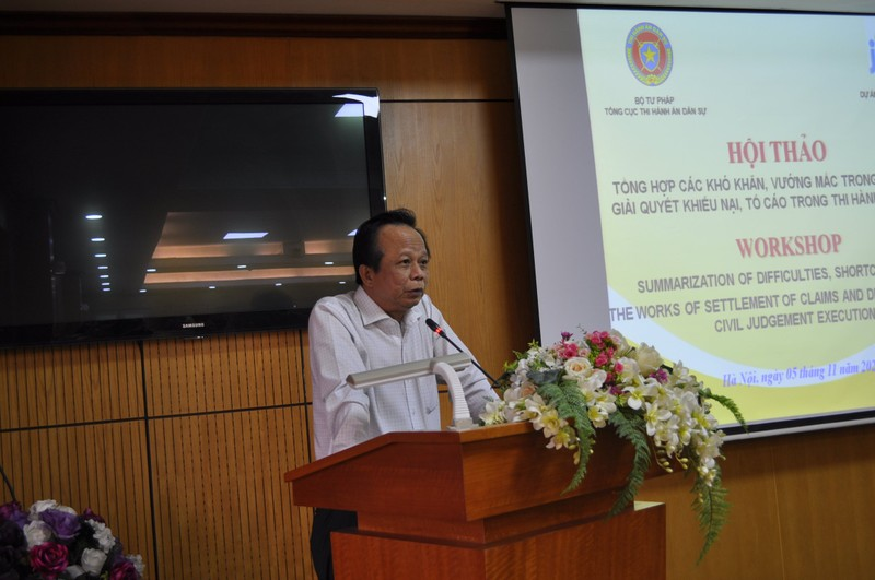 TP Hồ Chí Minh đề xuất bổ sung chế tài đối với trường hợp lợi dụng khiếu nại tố cáo trong Thi hành án dân sự