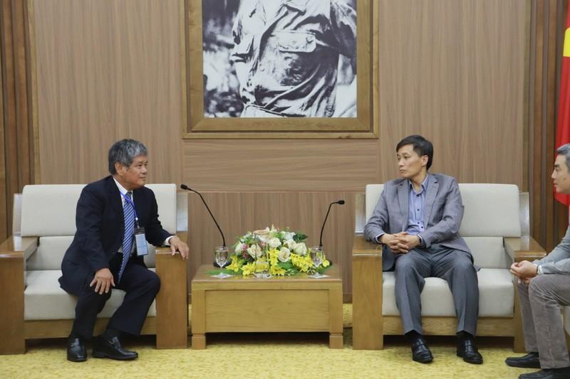 Chuẩn bị tổ chức Đại hội thành lập Hội luật quốc tế Việt Nam lần thứ hai, nhiệm kỳ 2020 - 2025