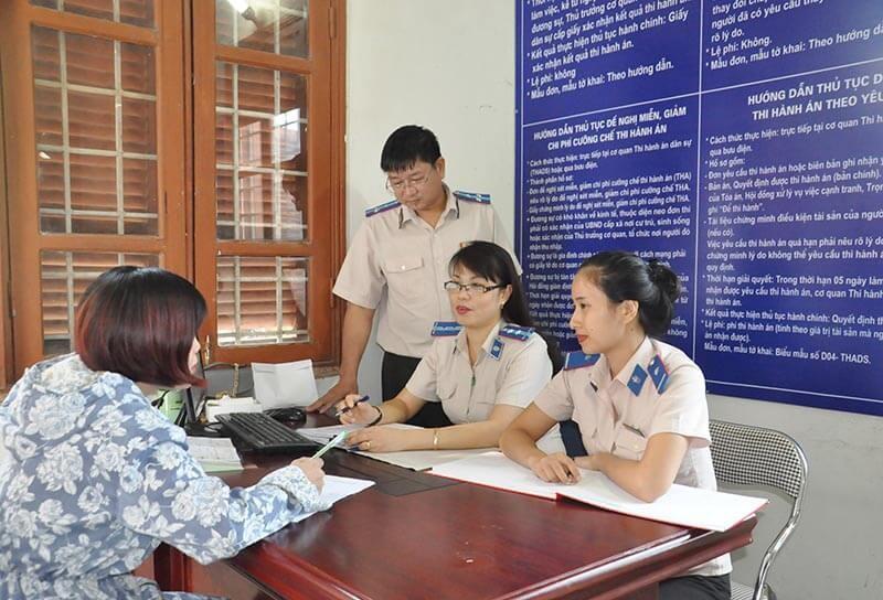 Hoàn thiện pháp luật về giải quyết tố cáo trong thi hành án dân sự
