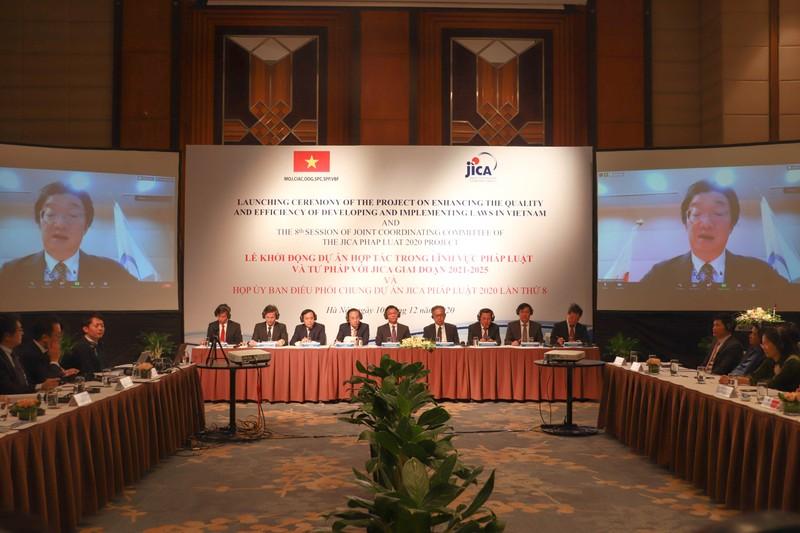 Tăng cường chia sẻ, phối hợp giữa Việt Nam – Nhật Bản trong việc thực hiện Dự án giai đoạn 2021 - 2025
