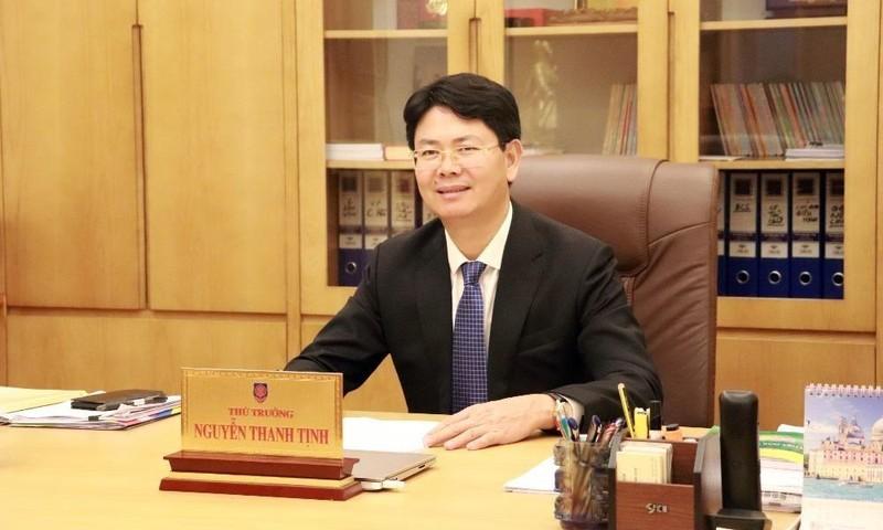 Thứ trưởng Bộ Tư pháp Nguyễn Thanh Tịnh.