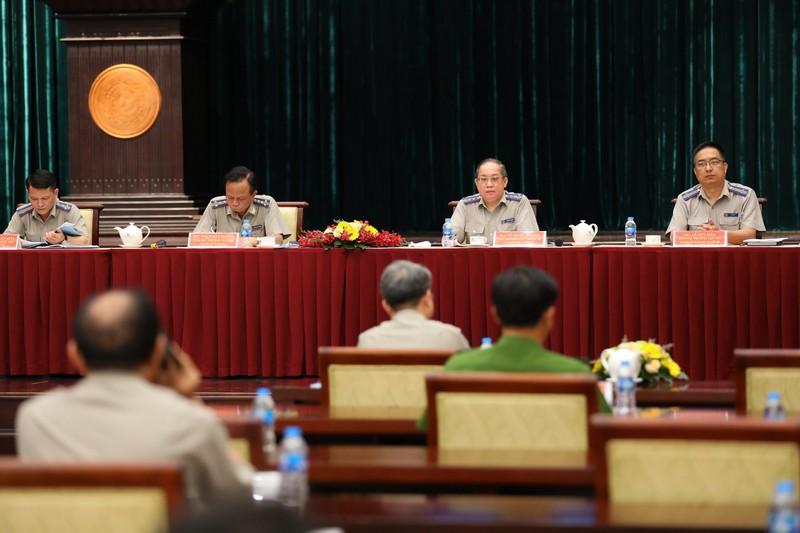 Cục Thi hành án Dân sự TP Hồ Chí Minh triển khai công tác thi hành án dân sự năm 2021