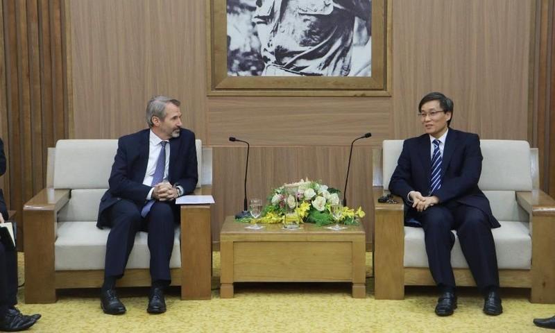 Tăng cường mối quan hệ hợp tác lâu dài và bền vững giữa Việt Nam và Tổ chức tài chính quốc tế