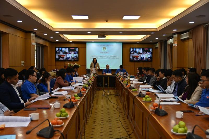 Tuổi trẻ Bộ Tư pháp nỗ lực đóng góp vào sự phát triển của Bộ, ngành