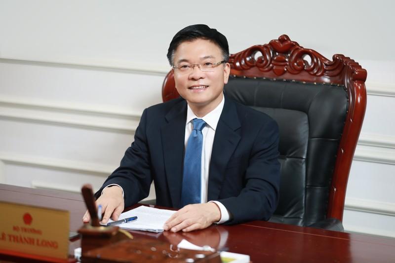 Bộ trưởng Bộ Tư pháp Lê Thành Long: Ưu tiên nguồn lực tham mưu xây dựng, hoàn thiện và tổ chức thi hành pháp luật