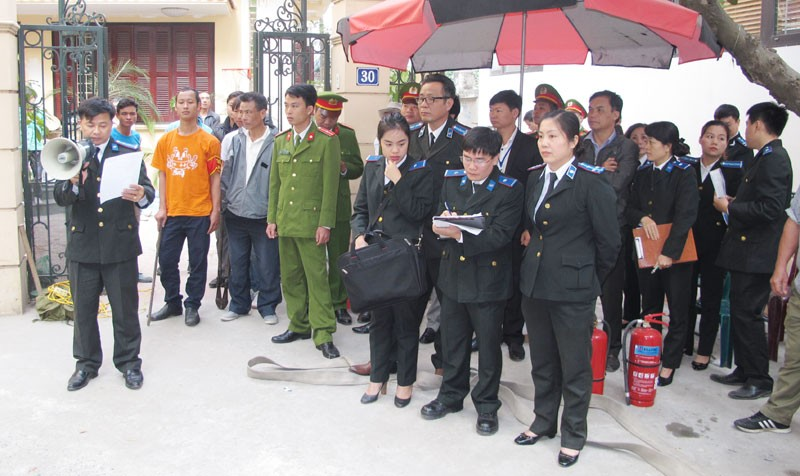 Chủ động triển khai hiệu quả công tác thi hành án dân sự
