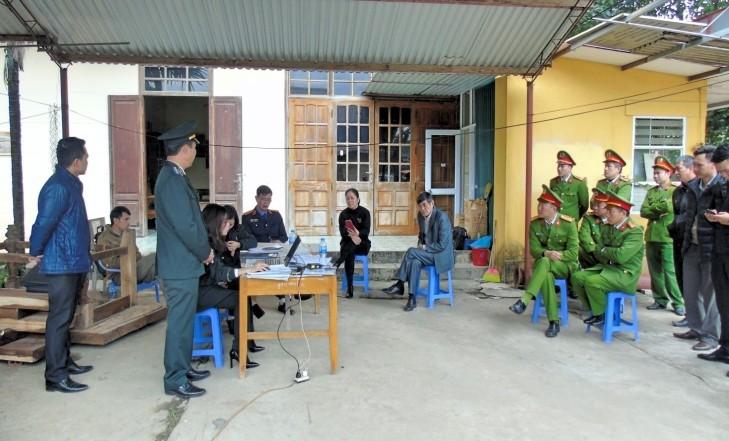 Tăng cường sự lãnh đạo của Đảng đối với công tác thi hành án dân sự