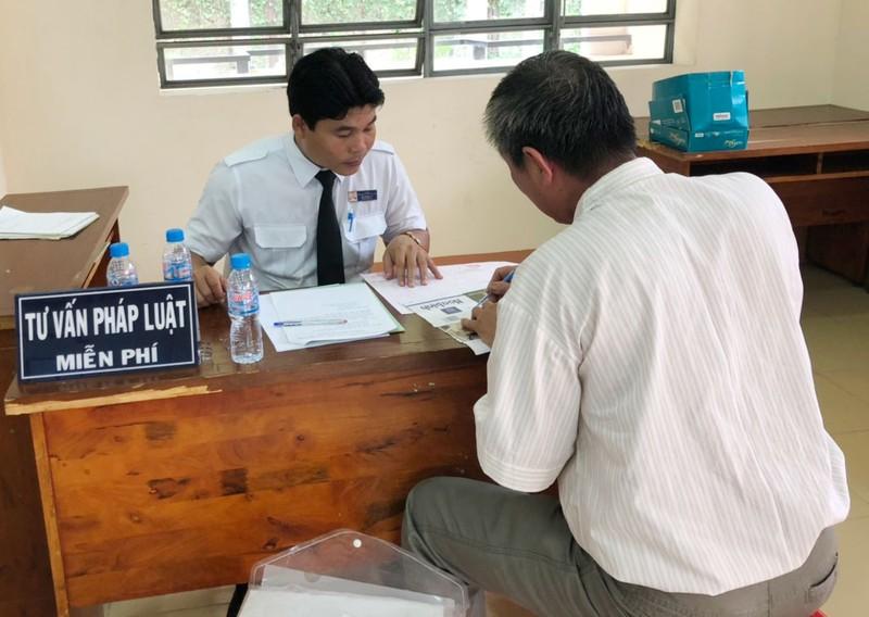 Bổ sung tiêu chuẩn bổ nhiệm trợ giúp viên pháp lý