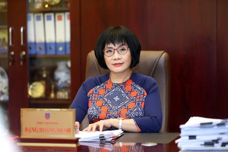 """Thứ trưởng Đặng Hoàng Oanh:  """"Tin tưởng, đặt niềm tin vào thế hệ đoàn viên, thanh niên mới của Bộ, ngành Tư pháp"""""""