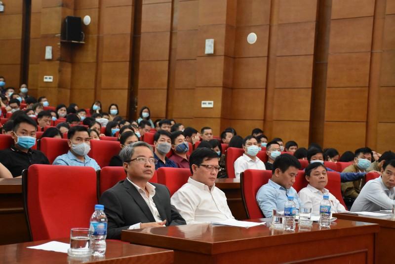 Khai mạc Kỳ thi nâng ngạch công chức trong hệ thống Thi hành án dân sự