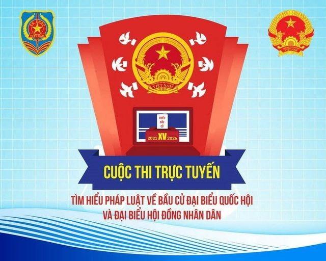 Cả nước tích cực hưởng ứng Cuộc thi trực tuyến tìm hiểu pháp luật về bầu cử