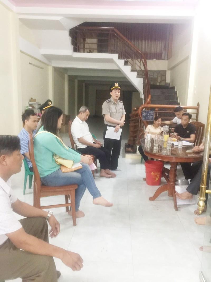 Sơn Dương, Tuyên Quang: Thực hiện đợt cao điểm về thi hành án dân sự