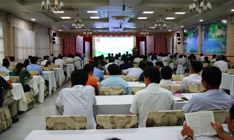 Bạc Liêu phổ biến các Luật được Quốc hội thông qua tại Kỳ họp thứ 10