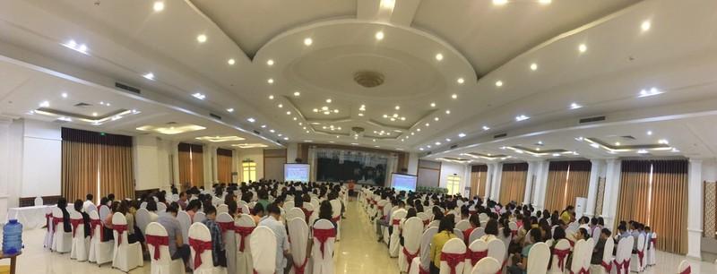 Tuyên Quang: Tổ chức lớp tập huấn công tác tuyên truyền, phổ biến giáo dục pháp luật trong nhà trường