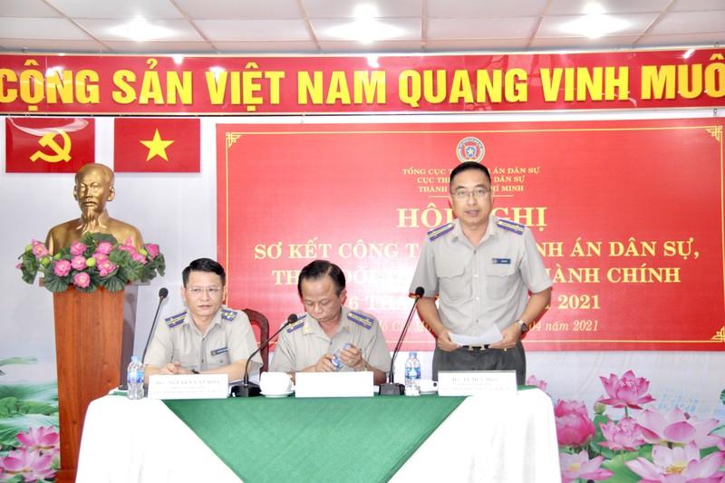 Thành phố Hồ Chí Minh: Tập trung mọi nguồn lực đẩy nhanh tiến độ thi hành án