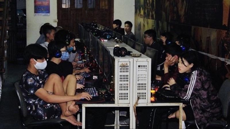 Xử phạt cửa hàng game online ở Hải Phòng vẫn hoạt động giữa lệnh cấm