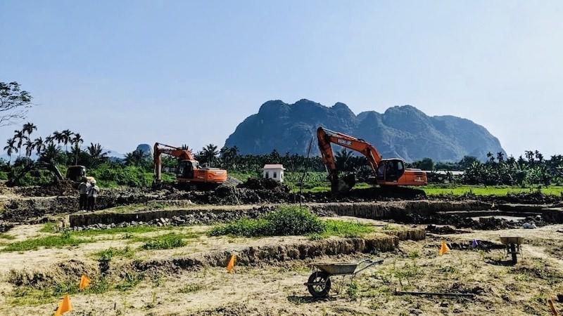 Sắp khởi công tuyến đường vào Khu bảo tồn bãi cọc Cao Quỳ
