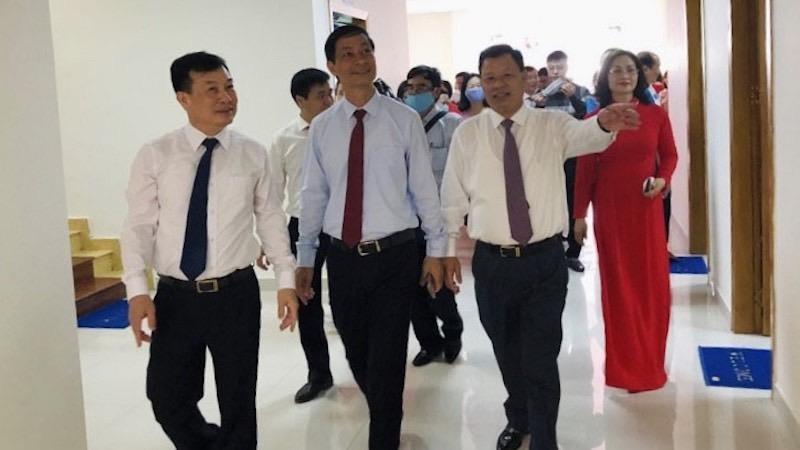 Quận Lê Chân, Hải Phòng khánh thành Trụ sở Khối đoàn thể quận