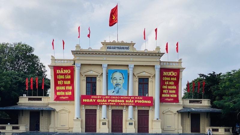 Quảng trường nhà hát TP