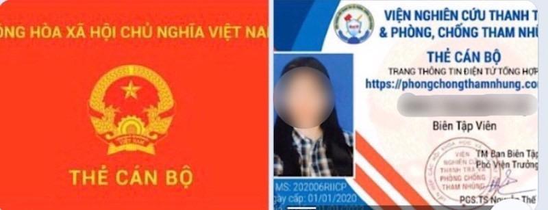 Lật tẩy 2 người mạo danh Nhà báo hoạt động tại Hải Phòng