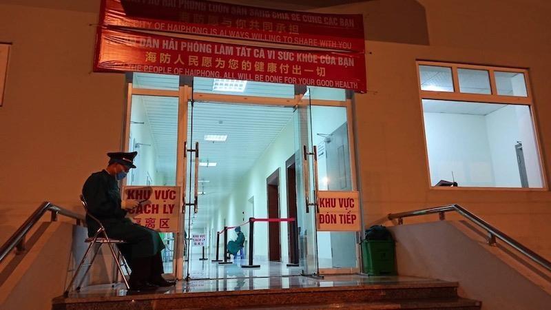 Hải Phòng yêu cầu người dân trở về từ Đà nẵng cách ly tại nhà