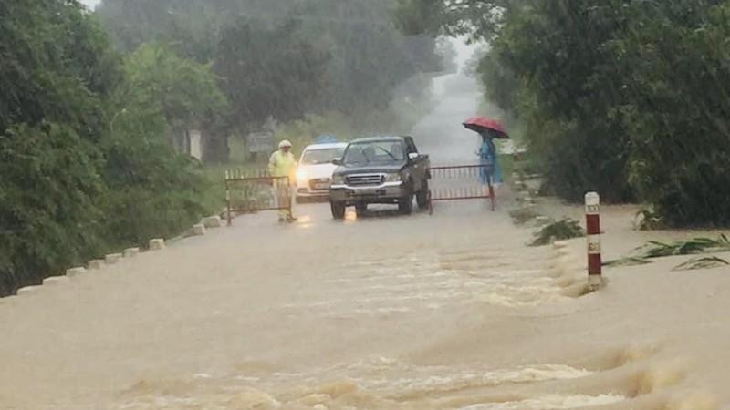 Hải Phòng: Tăng cường thông tin, phổ biến pháp luật về thiên tai, lũ lụt