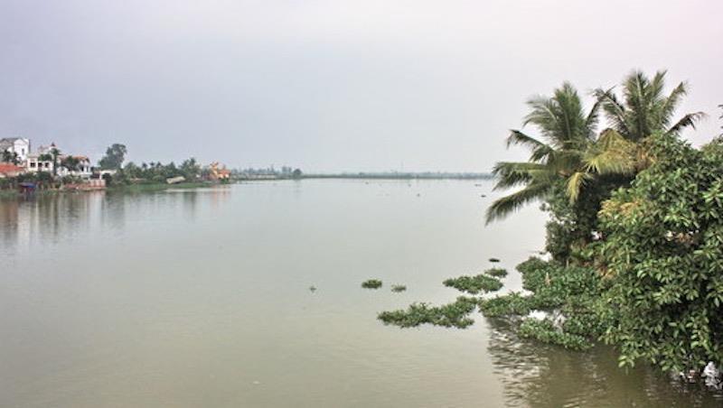 Tăng cường bảo vệ nguồn nước ngọt sông Đa Độ