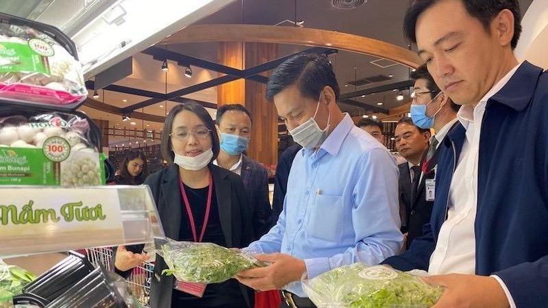Bảo đảm an toàn thực phẩm Tết Nguyên đán Tân Sửu và Lễ hội Xuân 2021