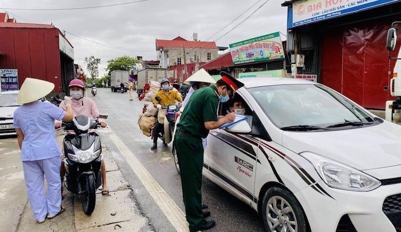 Hải Phòng cách ly người đi/đến từ Quảng Ninh, Hải Dương 14 ngày