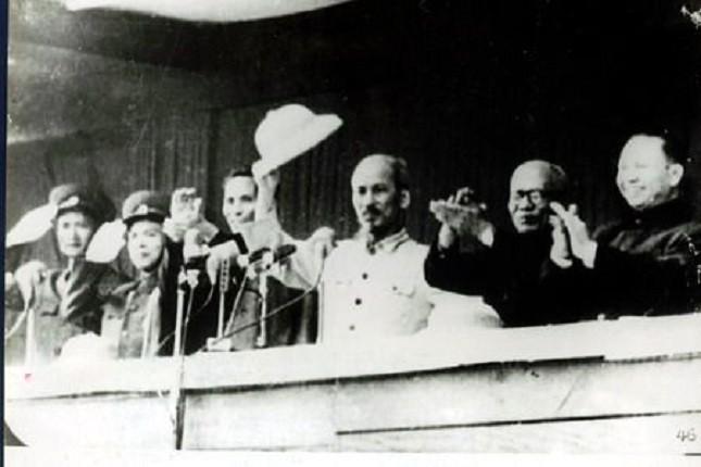 Toàn văn bản Tuyên ngôn độc lập ngày 2/9/1945