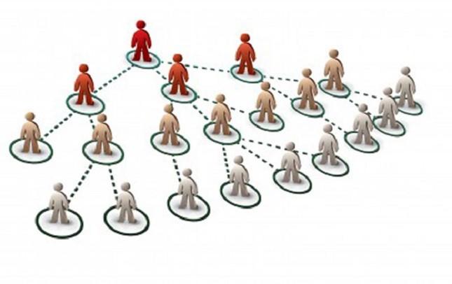 Khách hàng có thể trắng tay khi tham gia công ty đa cấp trái phép
