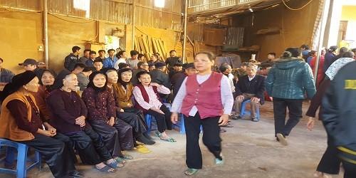 Không khí tang thương tại gia đình nạn nhân vụ thảm án ở Thạch Thất