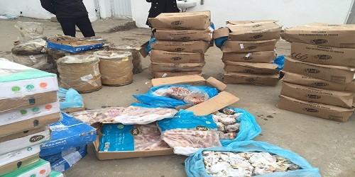 Hà Nội: Bắt giữ gần 1 tấn chân gà, tim lợn thối chuẩn bị được tiêu thụ