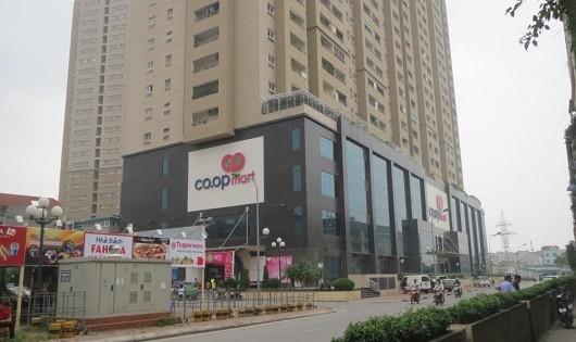 Chung cư tiền tỷ Nam Đô Complex: Nứt hầm, xây dựng quán cà phê sai phép