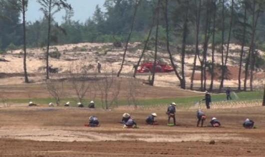UBND tỉnh Phú Yên khẳng định không phá rừng để thi hoa hậu!