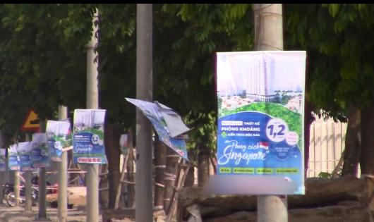 Bản tin Ngân hàng - Địa ốc: Danko Group rao bán nhà trên cột điện ?